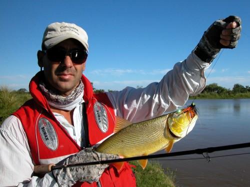 Pesca en Alejandra - Santa Fe